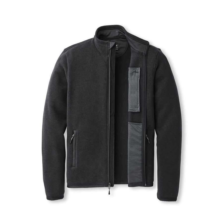 Filson Ridgeway Fleece Jacket | Black