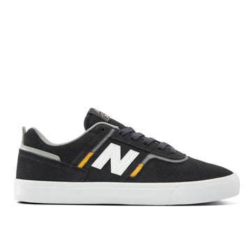 New Balance Numeric 306 Jamie Foy Shoes | Navy / White / Yellow