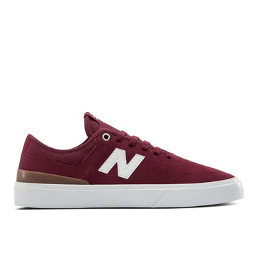New Balance Numeric 379 Shoes | Burgundy / White / Grey