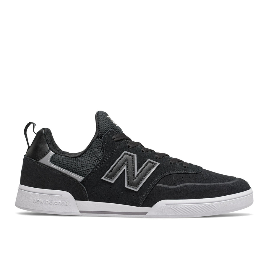 New Balance Numeric 288 Sport Shoes | Black / White