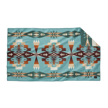 Pendleton Tucson Saddle Blanket | Aqua