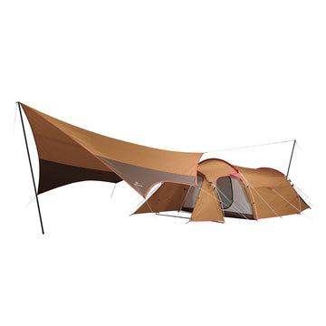 Snow Peak Entry Pack Tent & Tarp