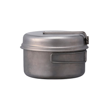 Snow Peak Titanium Multi Compact Cooker Set