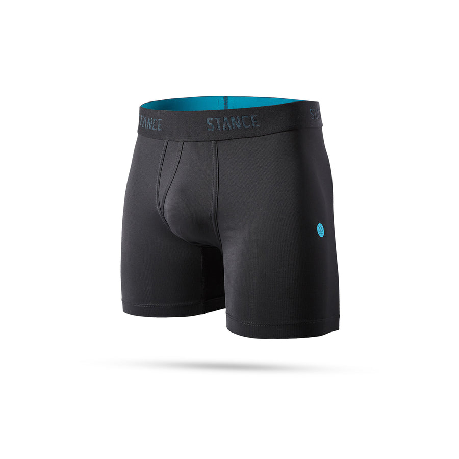 Stance Athletic Wholester Boxer Brief | Black