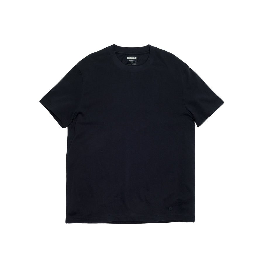 Stance Oversized Solid T-Shirt | Black