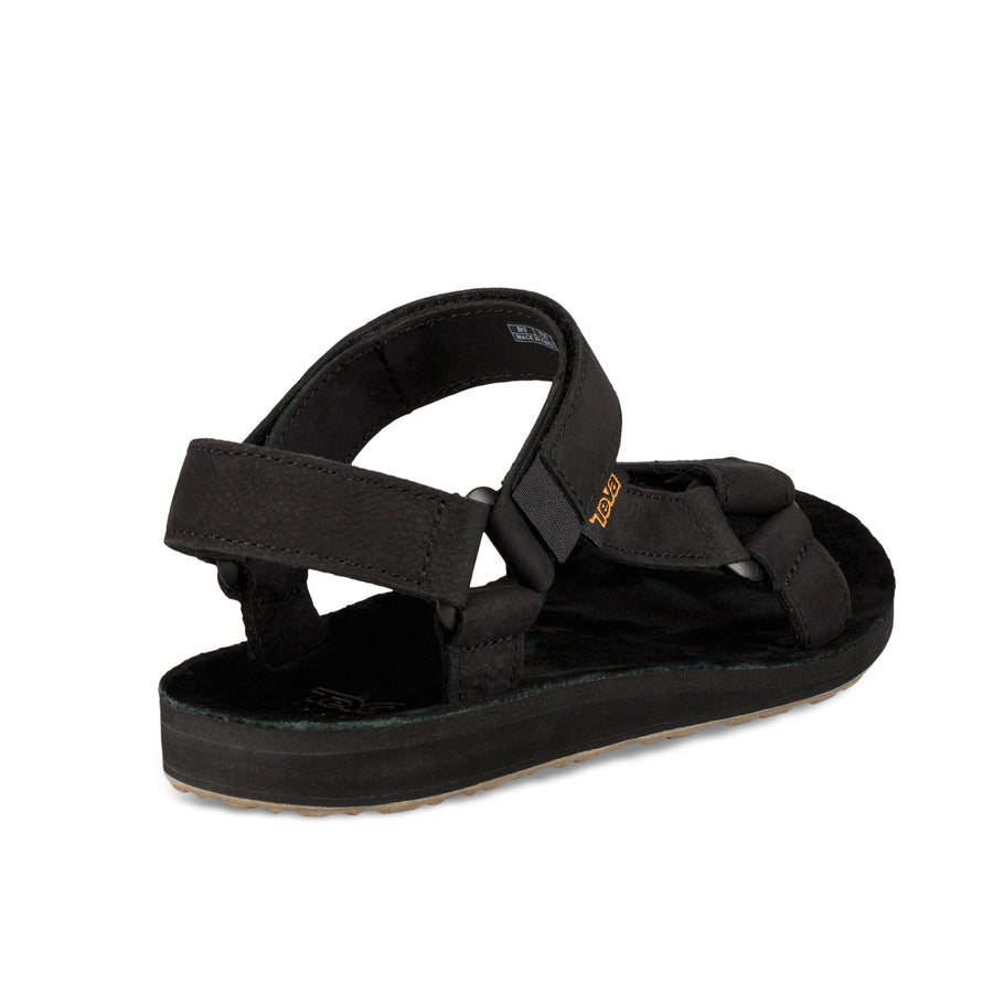 Teva Original Universal Leather Sandal | Black