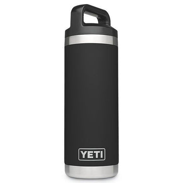 YETI Rambler 18oz Bottle | Black