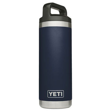 YETI Rambler 18oz Bottle | Navy