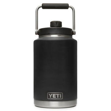 YETI Rambler One Gallon Jug | Black
