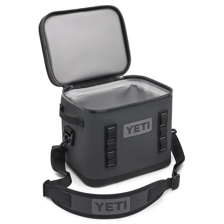 YETI Hopper Flip 12 Soft Cooler | Charcoal