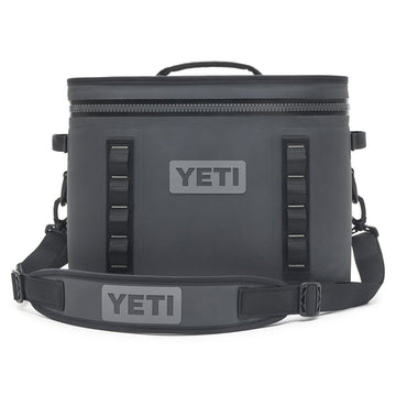 YETI Hopper Flip 18 Soft Cooler | Charcoal