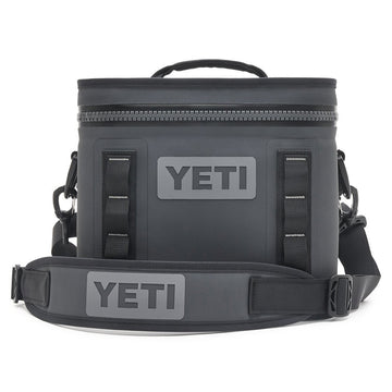 YETI Hopper Flip 8 Soft Cooler | Charcoal
