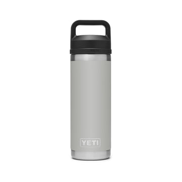 YETI Rambler 18oz Bottle Chug | Granite Grey