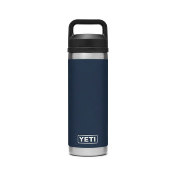 YETI Rambler 18oz Bottle Chug | Navy