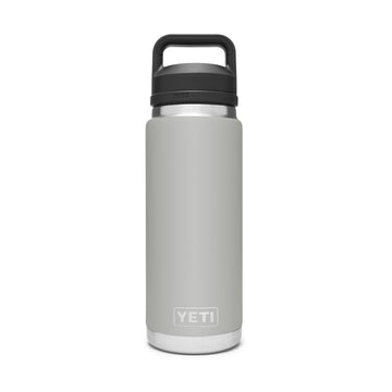 YETI Rambler 26oz Bottle Chug | Granite Grey