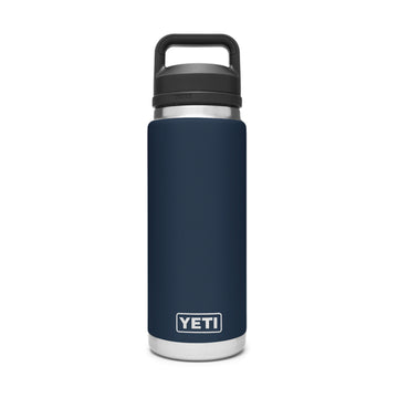 YETI Rambler 26oz Bottle Chug | Navy