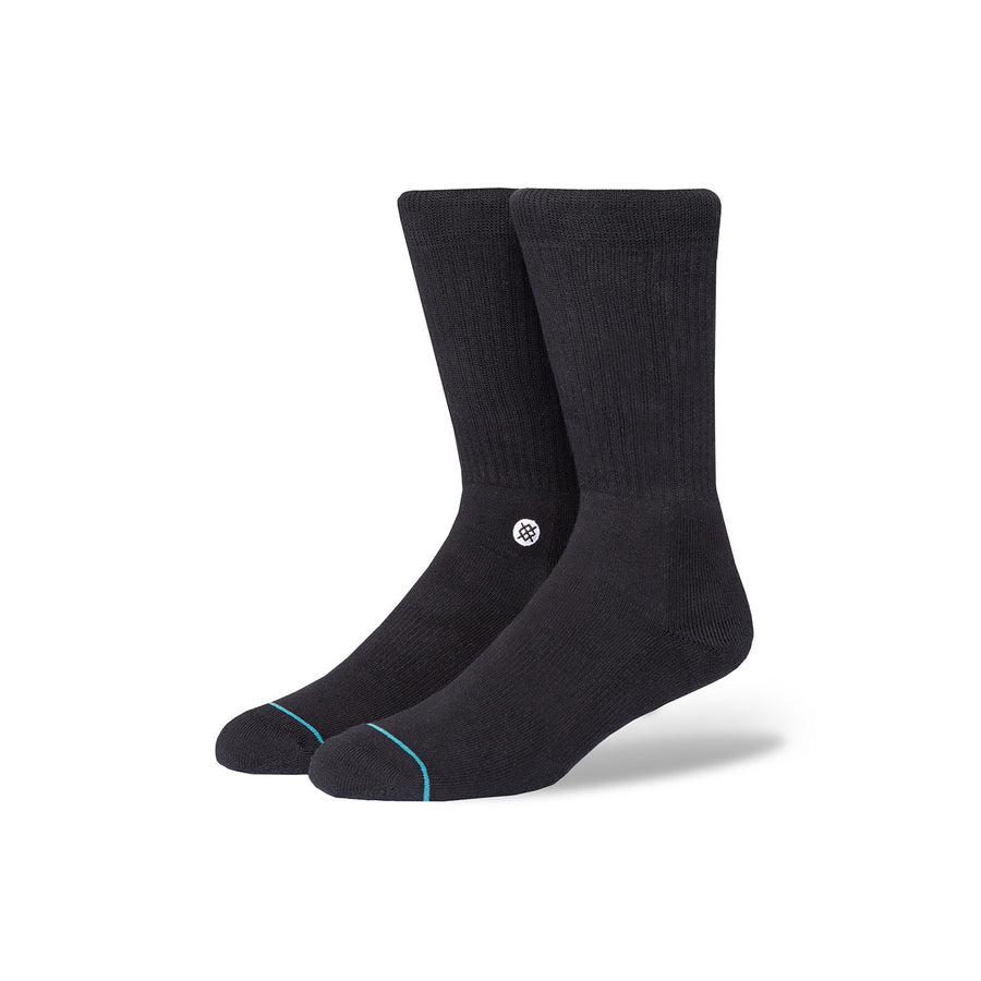 Stance Icon Socks | Black