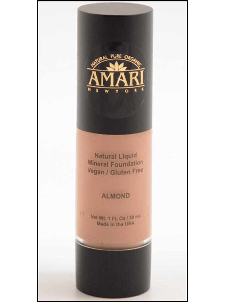 Amari Organic Liquid Foundation – 30ml airless pump