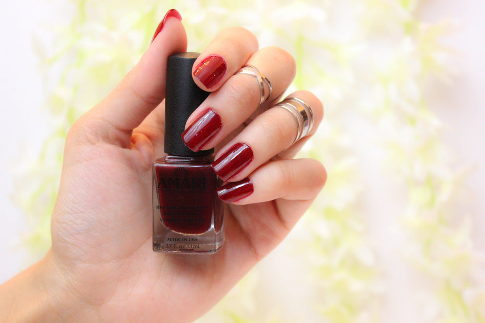 Cranberry Nail Lacquer