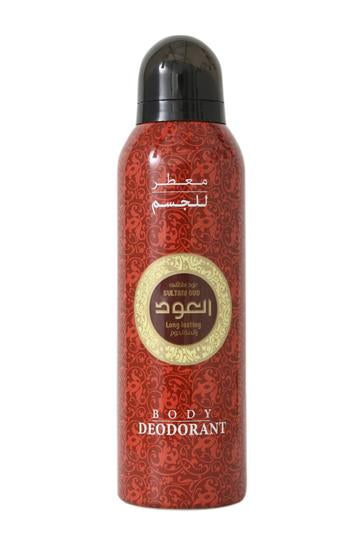 Sultani Oud Body Spray (200ml)