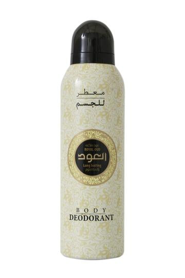 Royal Oud Body Spray (200ml)