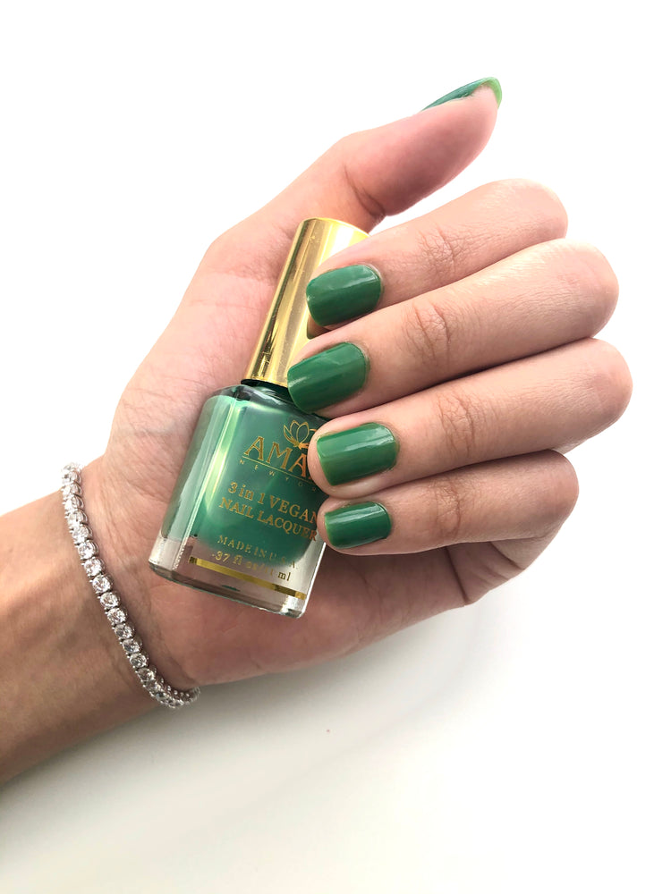 Emerald Nail Lacquer (NEW)