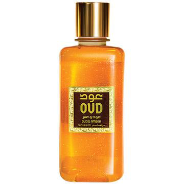 Amber Oud Shower Gel (300ml)