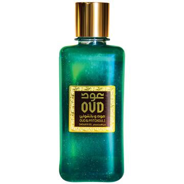 Patchouli Oud Shower Gel (300ML)