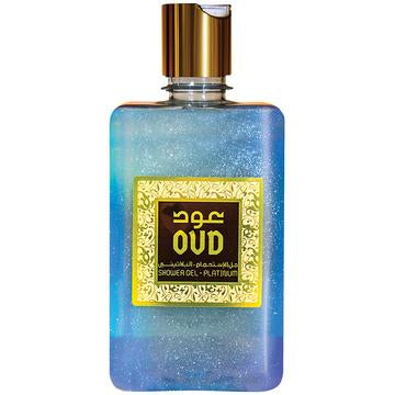 Platinum Oud Shower Gel (500ml)