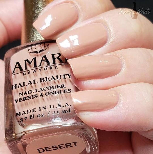 Desert Nude Nail Lacquer