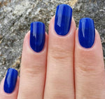 Sapphire Nail Lacquer (NEW)