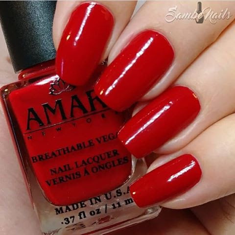 Ruby Nail Lacquer