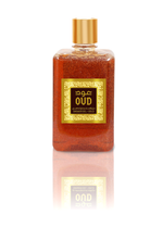 Gold Oud Shower Gel (500ml) with Free Loofah
