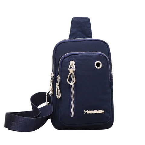 Men's Cross Bag-Blue