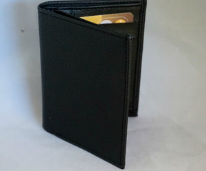 Men's Medium Black Wallet