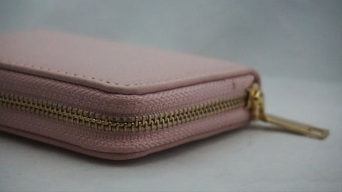 Mini Pink Wallet II