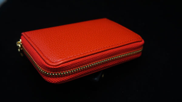 Mini Red Wallet I