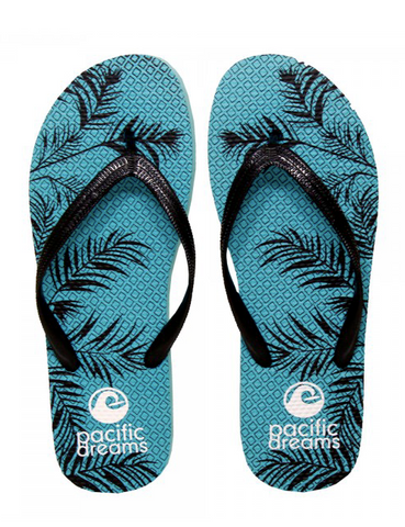 SUMMER FLIP FLOPS - NIGHT SAVANNA