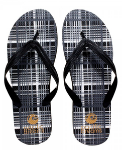 SUMMER FLIP FLOPS - STRIPED 2