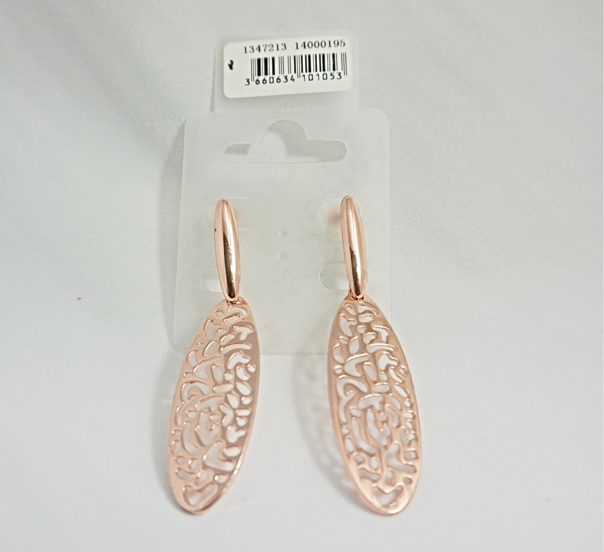 Mozaïk Rose Gold Earring