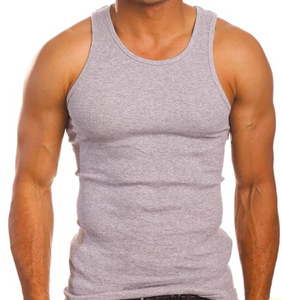 INDIVIDUAL Men's Tank Top - GREY