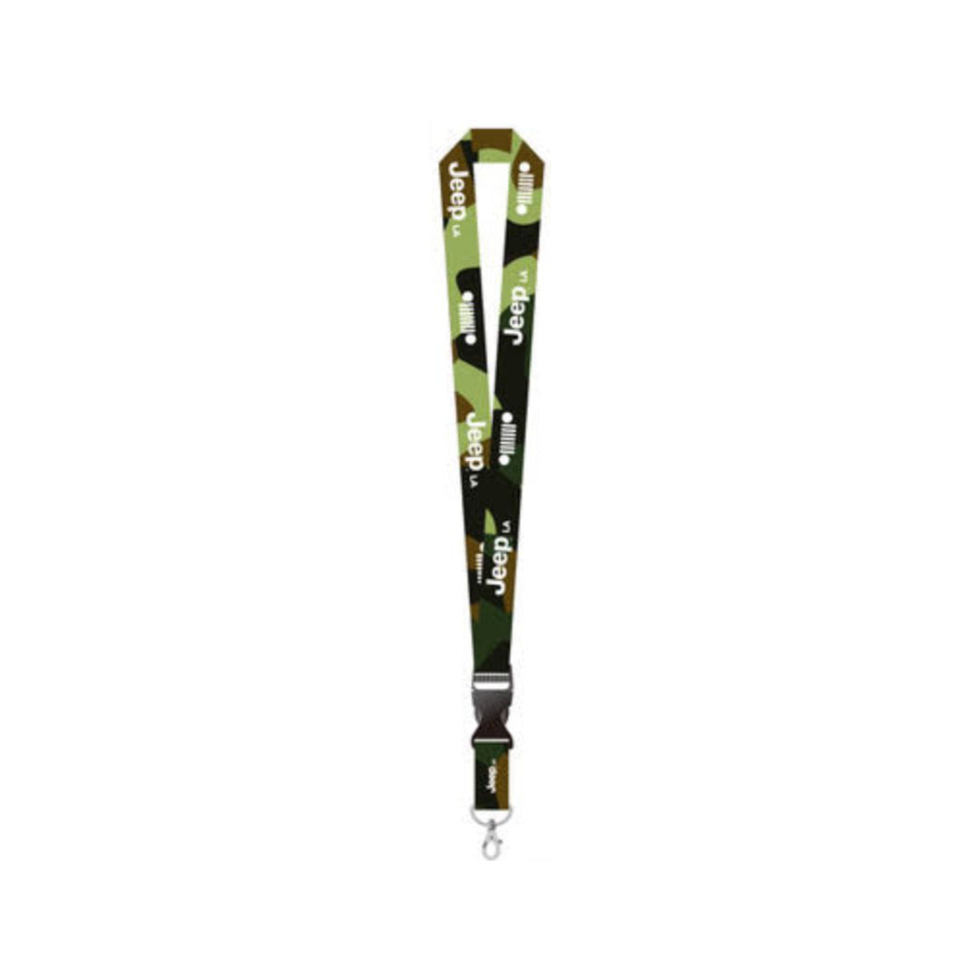 Jeep LA Lanyards