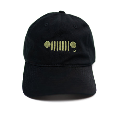 Youth Seven Slot Grill Hat