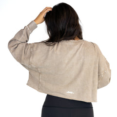 Mineral Wash Pullover
