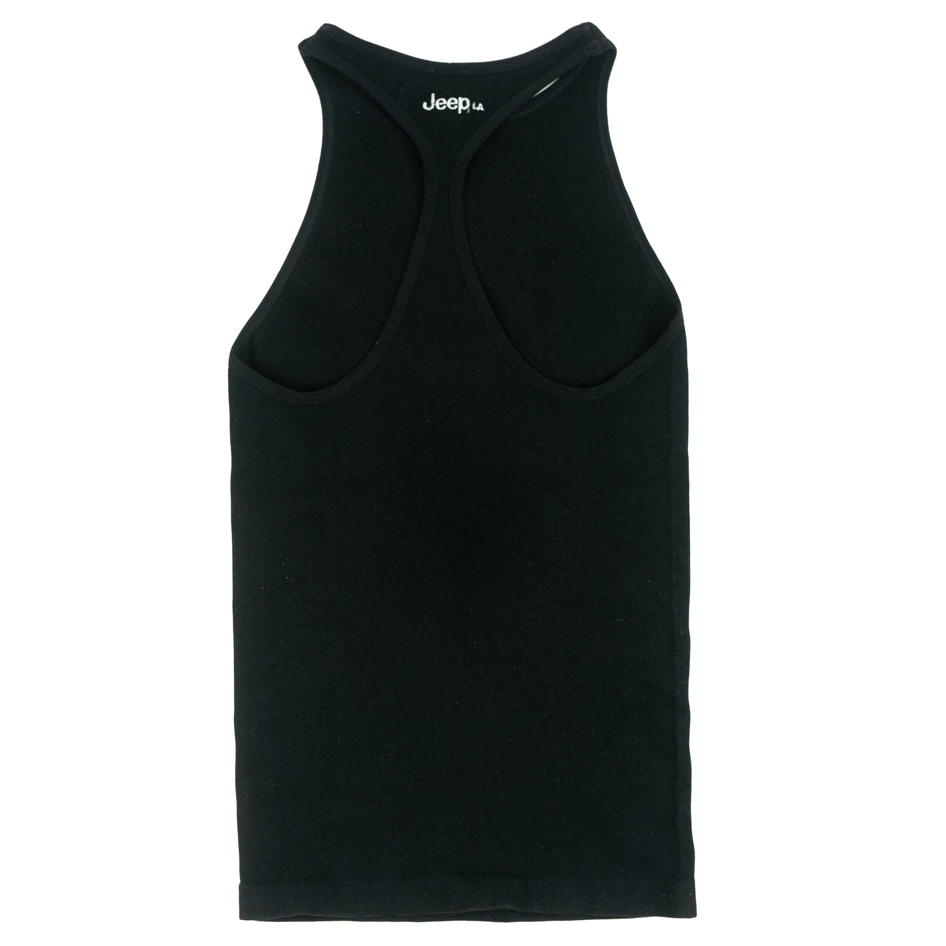 Fitted Racerback Tank
