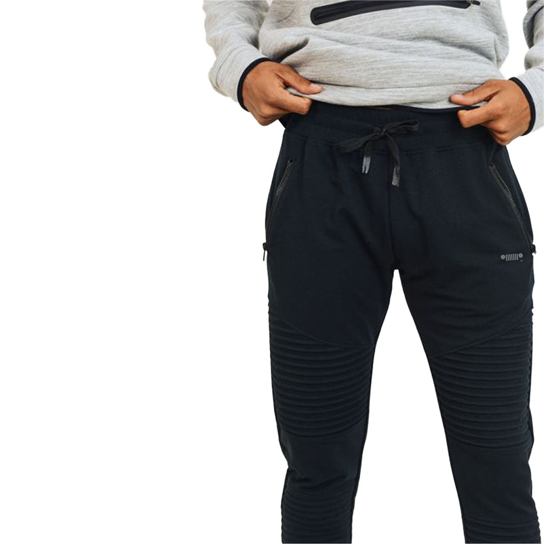 Men Motto Hybrid Joggers