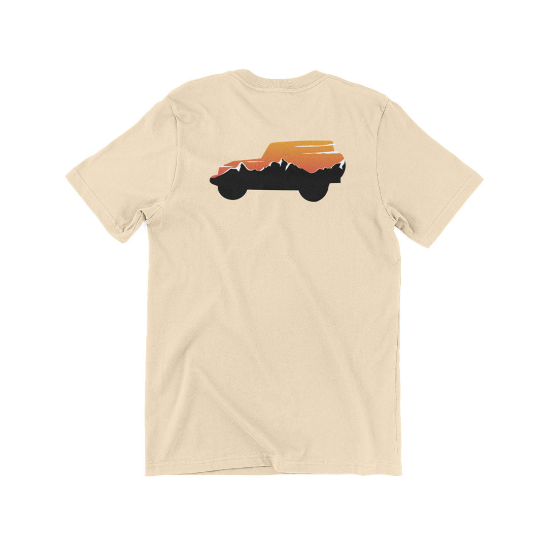 Sunset Wrangler Tee