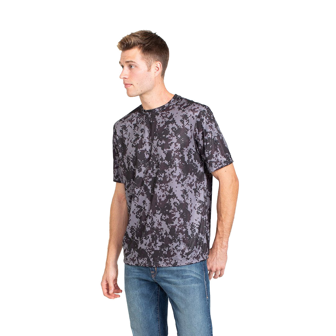 Digital Camo Active Tee