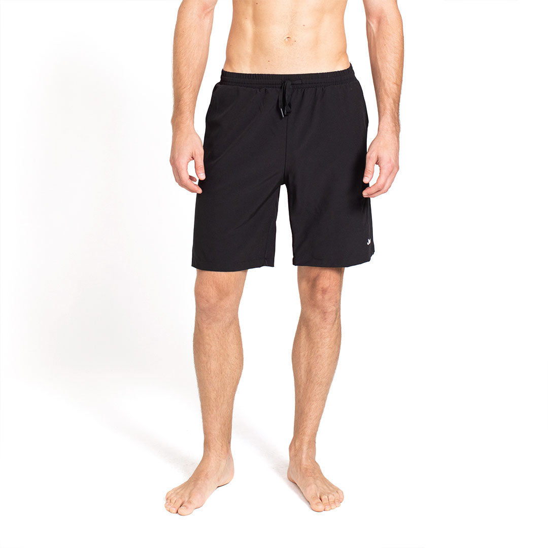 Zippered Pocket Shorts