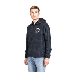 Skyline Camouflage Lightweight Windbreaker